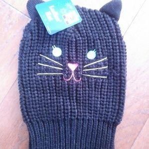 Ladies cat hat